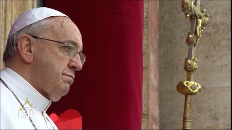 Francisco visitaria la Argentina en el 2017