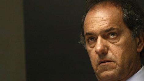 Daniel Scioli y un panorama desalentador